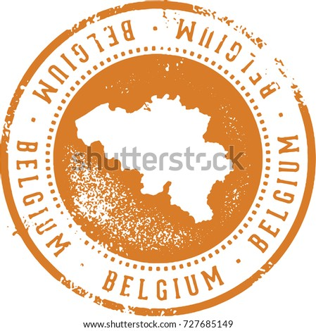 vintage belgium european