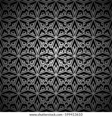 vintage black background with...