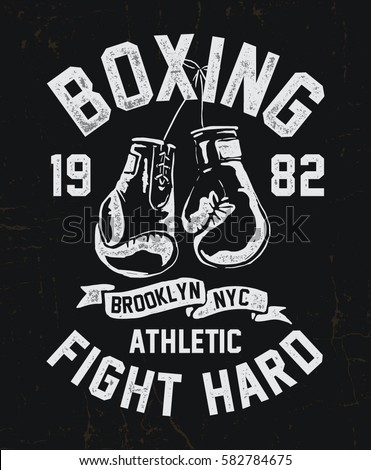 royalty free stock photos and images vintage boxing gloves vector