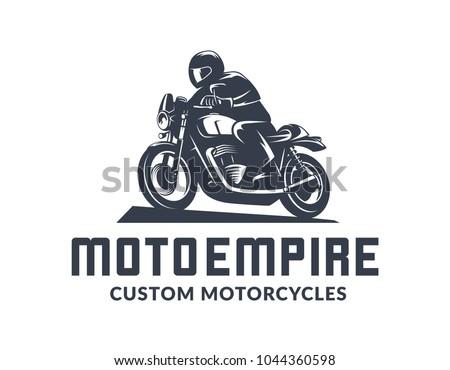 vintage cafe racer motorcycle