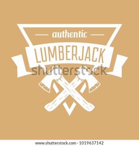 Vintage carpentry, woodwork and mechanic labels, badges, emblems and logo.