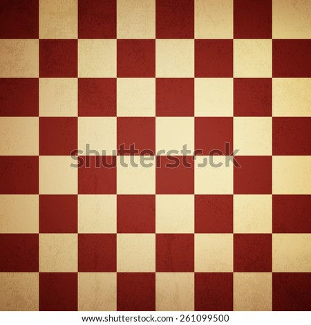 vintage chess board background