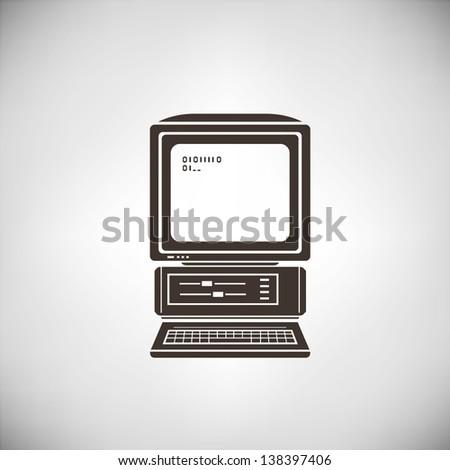 vintage computer  old computer