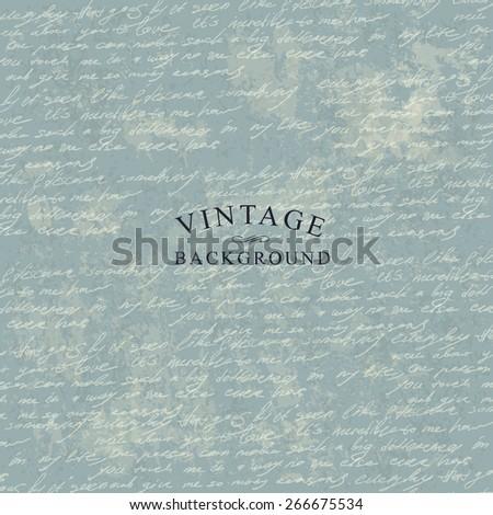 vintage delicate background