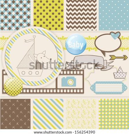 vintage design elements for