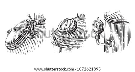 vintage distillation apparatus...