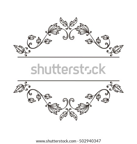vector banner with roses in black and white colors ez canvas