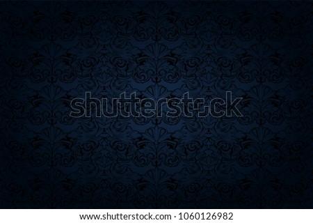 vintage gothic background in