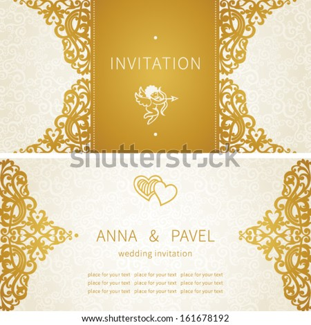 Islamic Wedding Invitation Templates was beautiful invitation sample