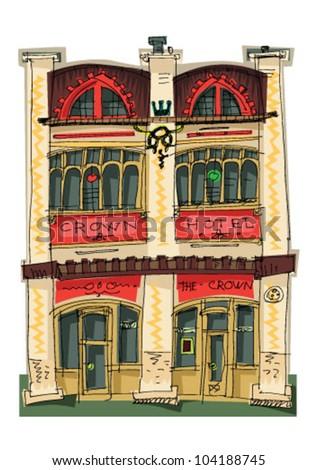 vintage hotel   liverpool