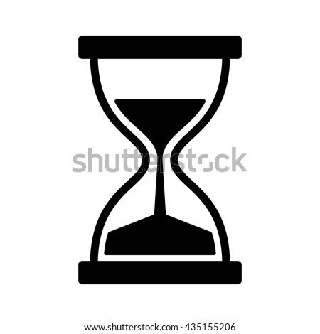 vintage hourglass   sandglass