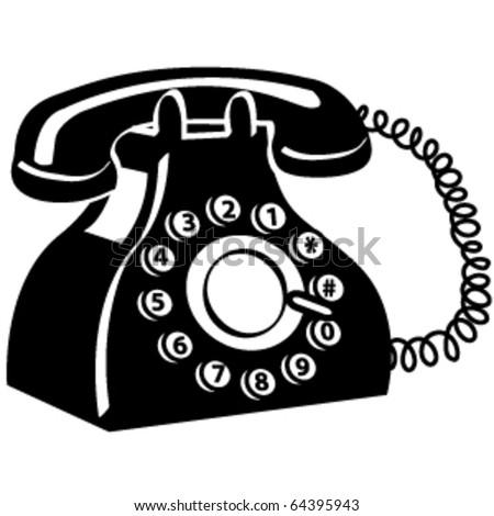 Phone Handset Clip Art | Free | Download