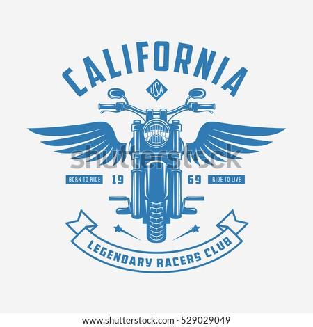 vintage motorcycle t shirt