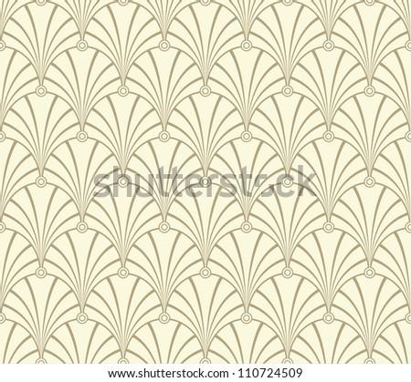 Vintage pattern, seamless