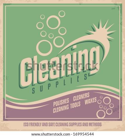 vintage poster design for...