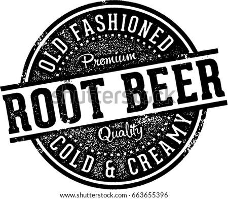 vintage root beer soda fountain ...