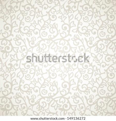 stock-vector-vintage-seamless-pattern-on-beige-background