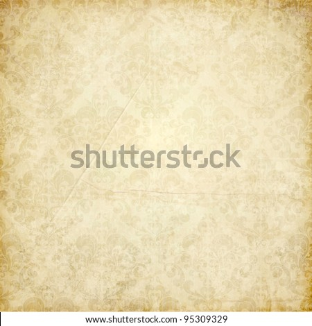 stock-vector-vintage-shabby-background-with-classy-patterns