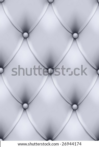 Vintage silver leather pattern. VECTOR, made with gradient mesh. Can be easily used for seamless pattern creation!