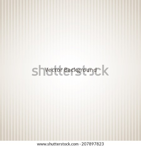Vintage  striped white gray background. Abstract  background. Business background. Advertising background. Vector background.