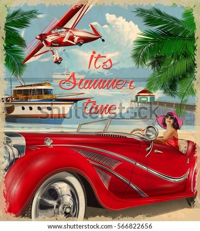vintage summer holidays...