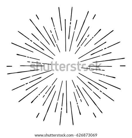stock-vector-vintage-sunburst
