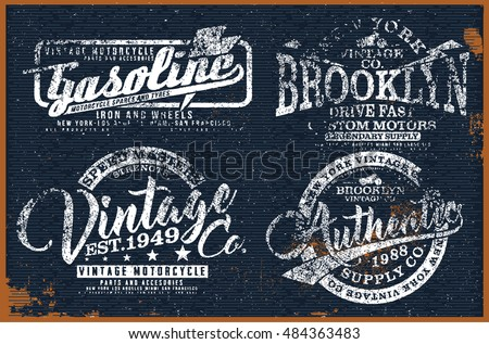vintage t shirt graphic