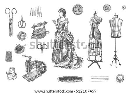 vintage tailor shop tailor