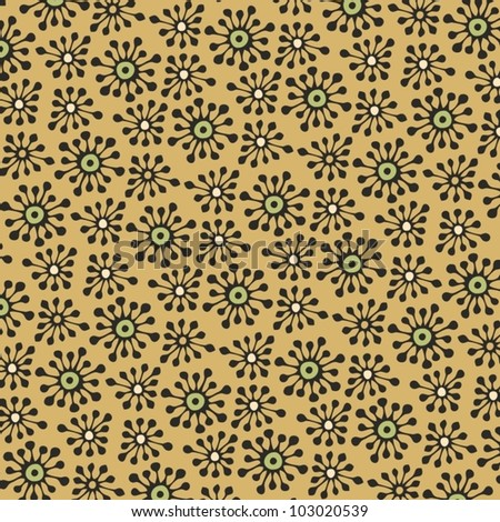 vintage textile pattern