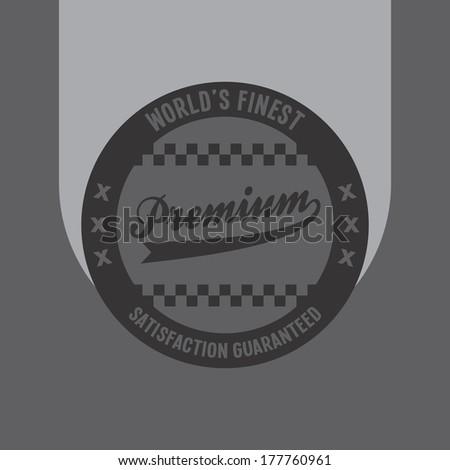 vintage theme sticker label #177760961