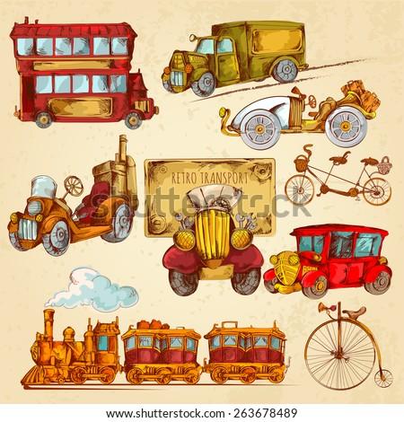 vintage transport steampunk...