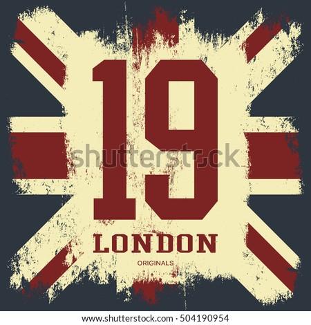 vintage united kingdom of great