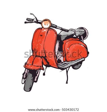 vintage vector illustration