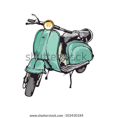 vintage vector illustration