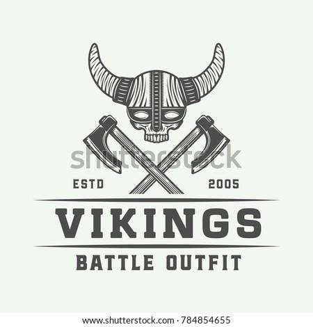 vintage vikings motivational