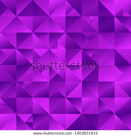 violet geometric abstract