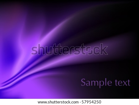 Violet pattern, vector illustration