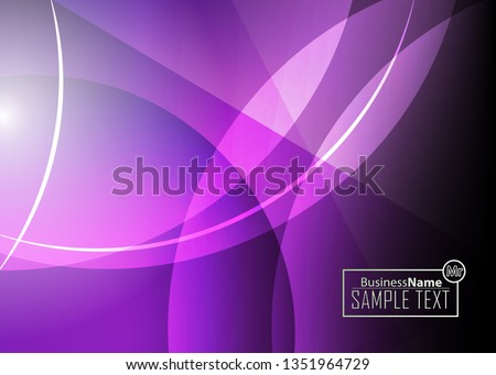 Violet purple background. Blue violet purple background for purple flyer. Abstract gradient modern color trandy background. Abstract violet background. Violet purple wallpaper for cover design.