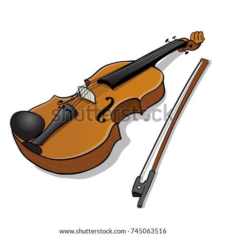 Violin Stock fotó ©