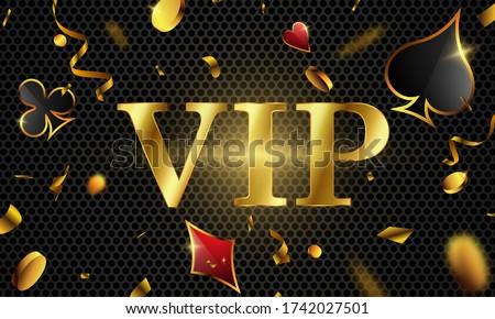 vip poker luxury vip invitation
