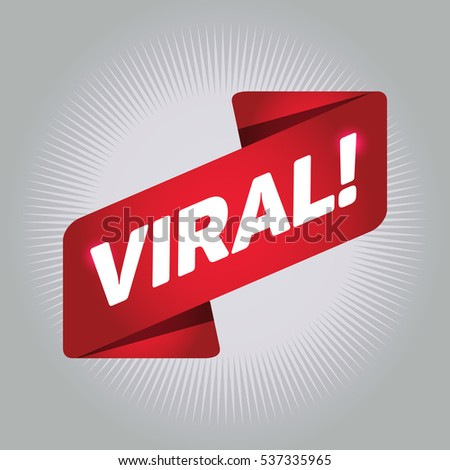 viral  arrow tag sign
