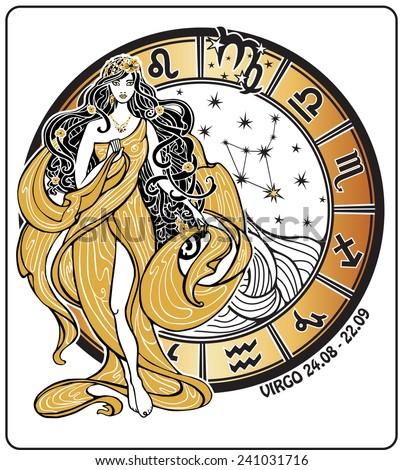virgo zodiac sign lovely