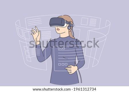 virtual reality and high