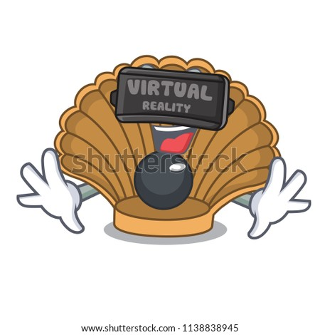 virtual reality shell with