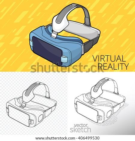 virtual reality vr original