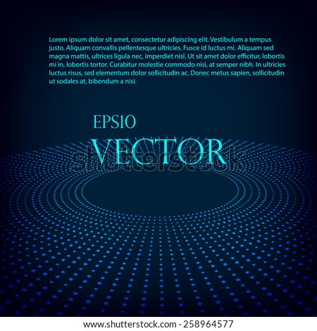 virtual technology vector