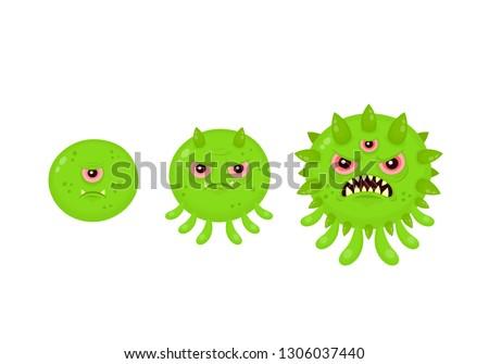 virus mutation to superbug