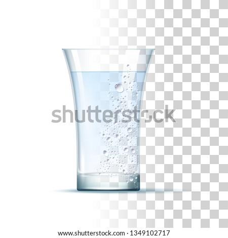 vodka shot served in the