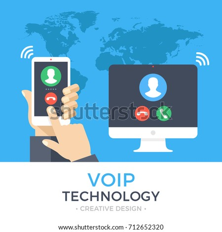 voip technology  voice over ip
