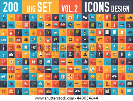 vol 2 flat big collection set